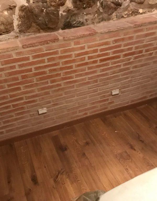 Installation-assécheur-intérieur-parement-brique