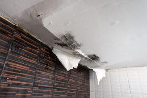 infiltration-plafond