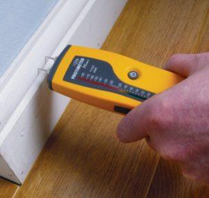 humidimètre a pointe mesure humidité des matériaux