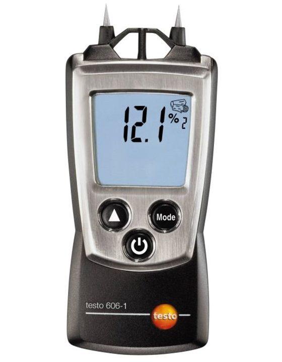 humidimètre testo 606-1 mesure humidité