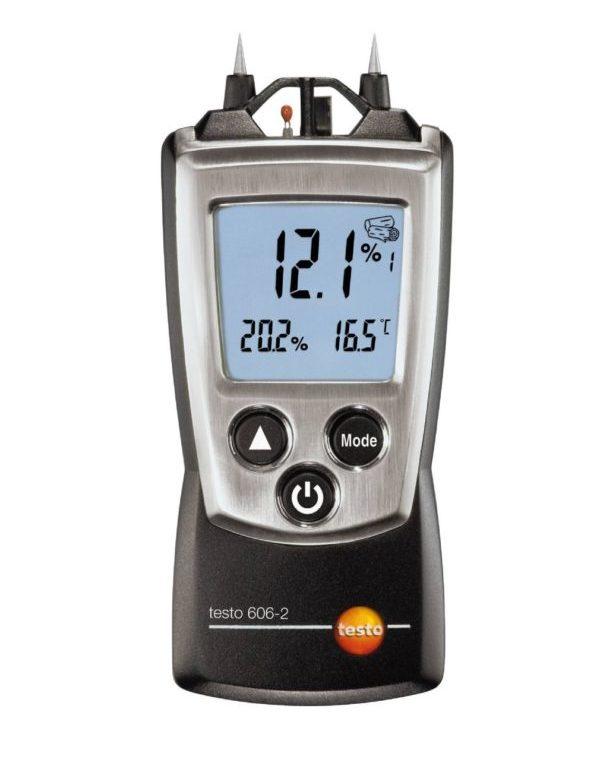mesure humidite TESTO 606-2 mesure humidité