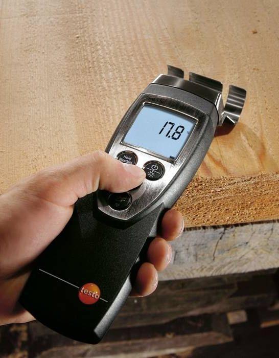 humidimetre testo-616 mesure humidité