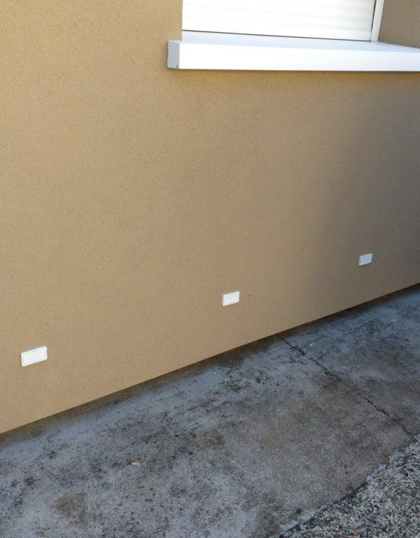 mur humide installation assécheur remontées capillaires