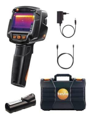 testo-865-caméra thermique anti humidité